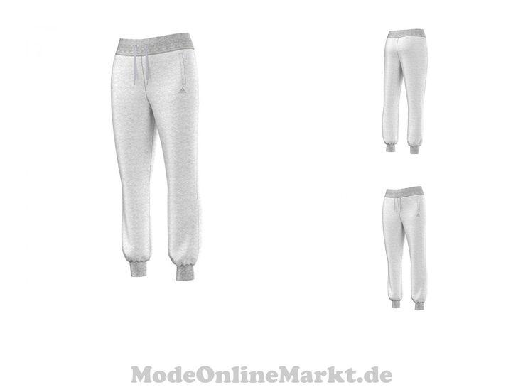 4054714618538 | #adidas #Damen #Trainingshose #Essentials #Cuffed #Light #Grey #Heather #XXS/Short