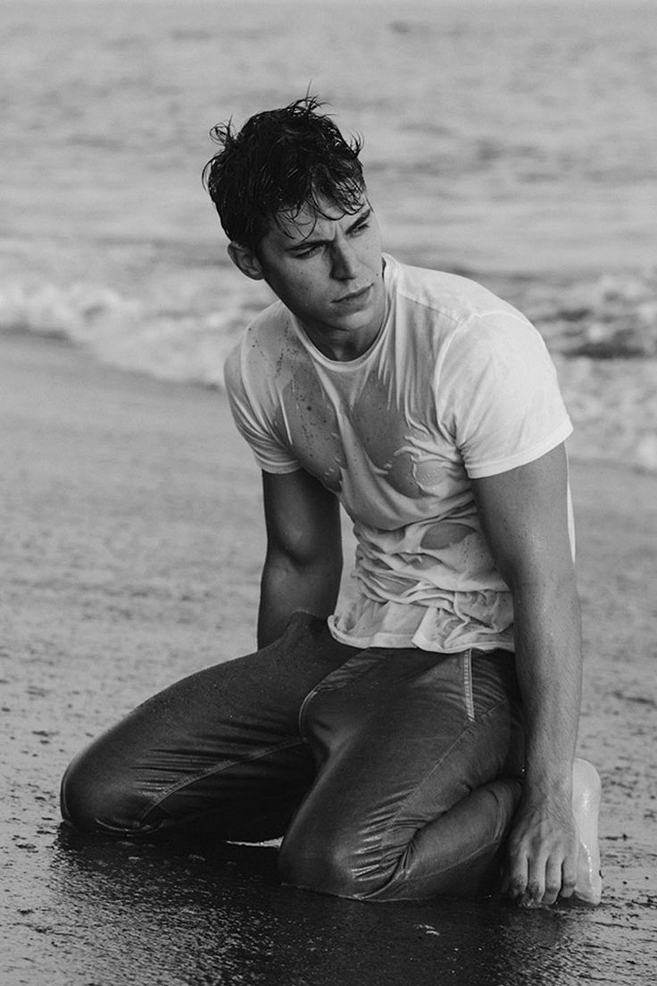 Nolan Gerard Funk - Men in Vogue
