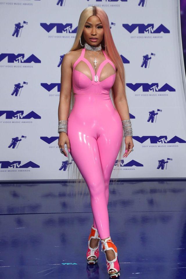 Nicki Minaj  VMAs 2017