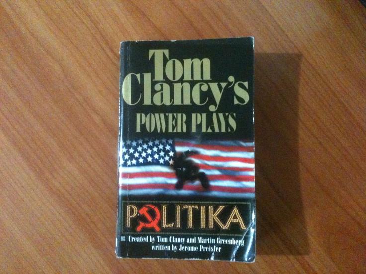 Politika - Tom Clancy.