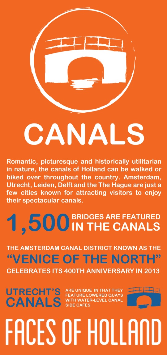 Meet the canals, one of the six Faces of Holland. From necessity in the 17th century to today's recreational playground, many Dutch cities are built around canals: http://www.holland.com/us/Tourism/Interests/faces-of-holland/canals.htm: Paí Bajo, Amsterdam Holland, Dutch Cities, Dutch Heritage, Dutch Treats, Dutch Girls, Ain T Dutch, Channel, De Paí