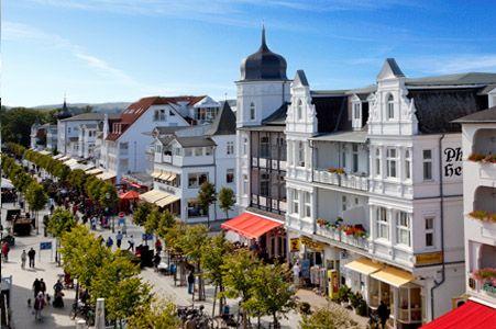 Rügen Ferienwohnungen Binz Zobler