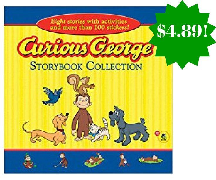 curious george books age range