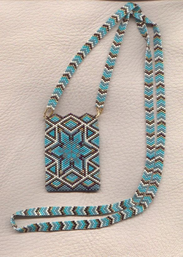 1000 images about beaded amulet bags on