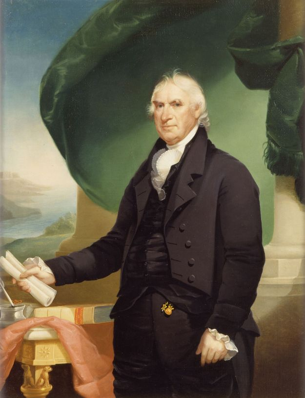 There was George Clinton: Vice President to Thomas Jefferson and James Madison.