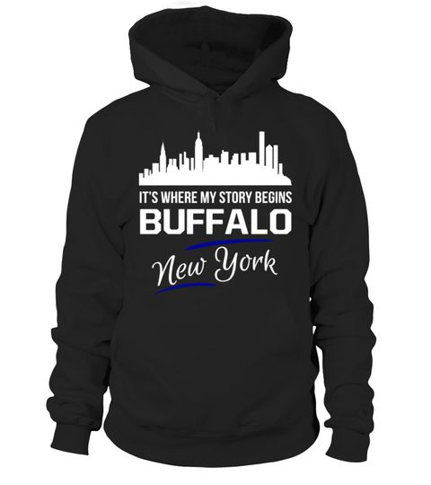 "# It's Where My Story Begins Buffalo New York T-Shirt .  Special Offer, not available in shops      Comes in a variety of styles and colours      Buy yours now before it is too late!      Secured payment via Visa / Mastercard / Amex / PayPal      How to place an order            Choose the model from the drop-down menu      Click on ""Buy it now""      Choose the size and the quantity      Add your delivery address and bank details      And that's it!      Tags: Check out our store to see all…"