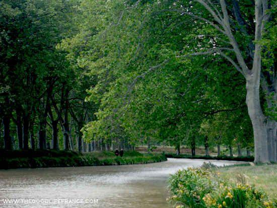 Canal du Midi France : The Good Life France