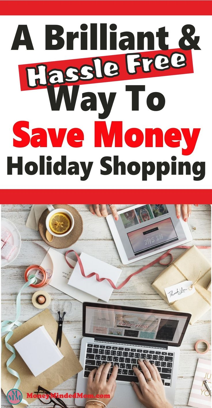 A Brilliant & Hassle Free Way To Save Money Holiday Shopping ~ Trying to save money shopping for the holidays can be time consuming and frustrating. Luckily there are tools that can help you save money, time & frustration. Check them out to see how easy it can be. Christmas gifts | Christmas shopping | shopping online | holiday gifts | save money on gifts | money saving tips #savemoney #christmas #onlineshopping #shopping