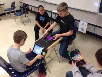 Overzicht van aandachtspunten o.a. ergonomie: tablets in de klas. Door Jurgen Gaeremyn.