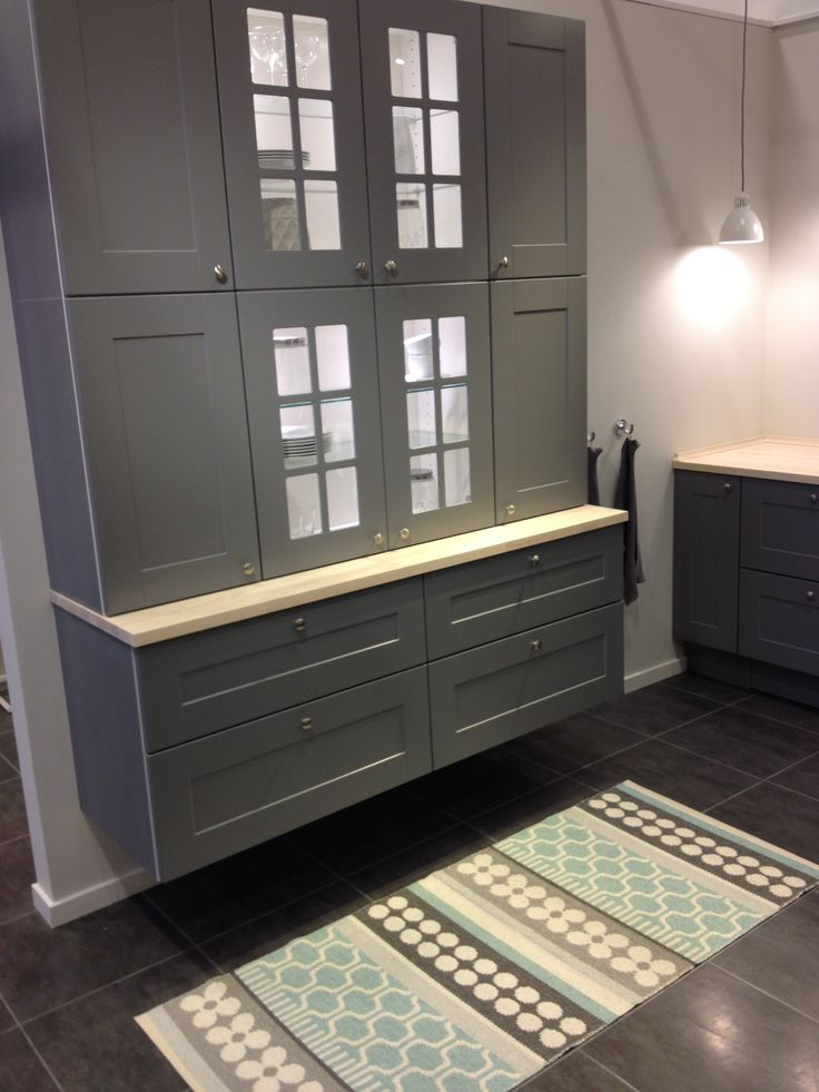 HTH Kitchen DK, Pappelina Rugs, Light Point Archi lamps