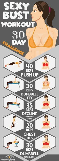 Exercises To Get Tone And Firm Breast