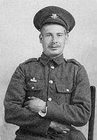 Private William Bourne