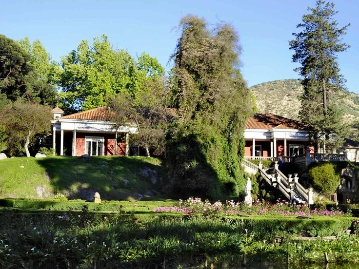 #Hotel #Casa #Real #de #Viña #Santa #Rita