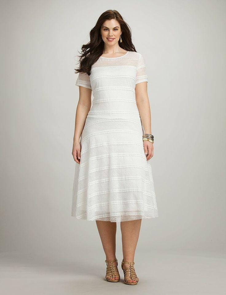 Atractivos vestidos de fiesta para gorditas moda 2014 for Boda en jardin vestidos