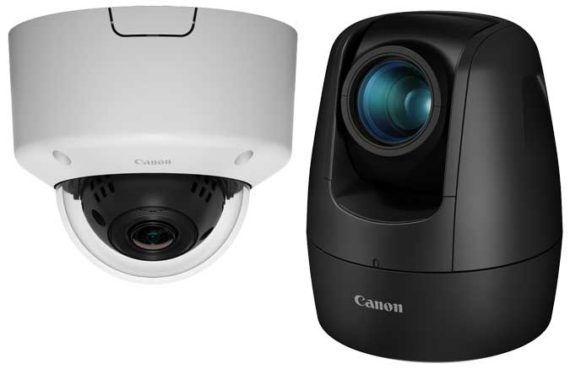 Canon amplía su gama de videocámaras en red