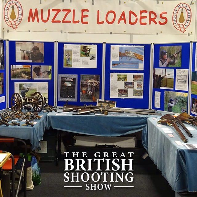 Muzzle Loaders supporting The Great  British Shooting Show 2017... Read the full article in Shootong News UK- The official magazine of The Great British Shooting Show. Shootingnewsuk.com  To buy tickets for The Great British Shooting Show visit Shootingshow.co.uk or call the ticket hotline- 01258 858448 #muzzle #loaders #Great #Britain #rifles #shooting #loading #pistol #shotguns #discipline #MLAGB #BritishShootingShow #ShootingShow #BSS