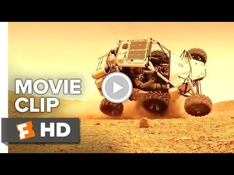 The Space Between Us Movie CLIP - Mars Rover (2017) - Asa Butterfield Movie #movietrailers #trailers #movies #kong #xander #movieclips