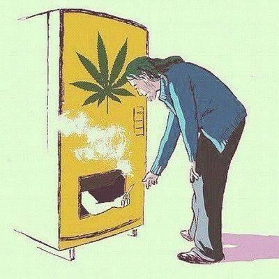 Weed machine