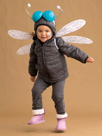 51 Easy Halloween Costumes For Kids Party Stores