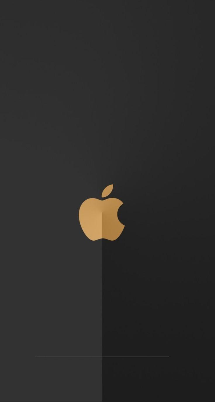 Iphone 5 Retina Wallpaper APPLE LOGO Pinterest