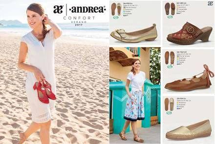 Confort Andrea: Catalogo Calzado Mujer Verano 2017...