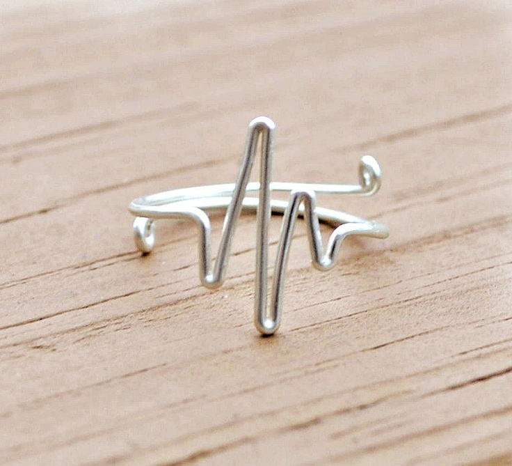 369 best Jewelry - Rings images on Pinterest   Wire wrapped rings ...