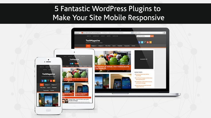 Scouting for WP Mobile Responsive plugins to make your website responsive with other devices? Here's a list of best WP mobile plugins to choose from