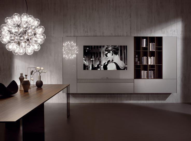 Smartwall   AV Cabinets By Acerbis