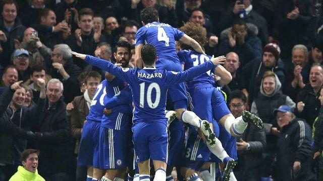 Cuplikan Gol Chelsea vs Stoke City 4-2 Liga Inggris Tadi Malam