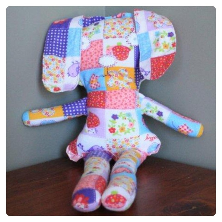 Pink Patches Girl Dog on Handmade Australia  https://www.hand-made.com.au/listing/8699/pink_patches_girl_dog