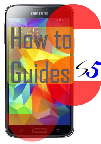 Samsung Galaxy S5 How-To Guides - Samsung Galaxy S5 Guide