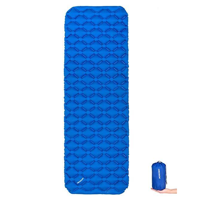 Legit Camping Sleeping Pad Ultralight Foam Backpacking Mattress Foldable Outdoor