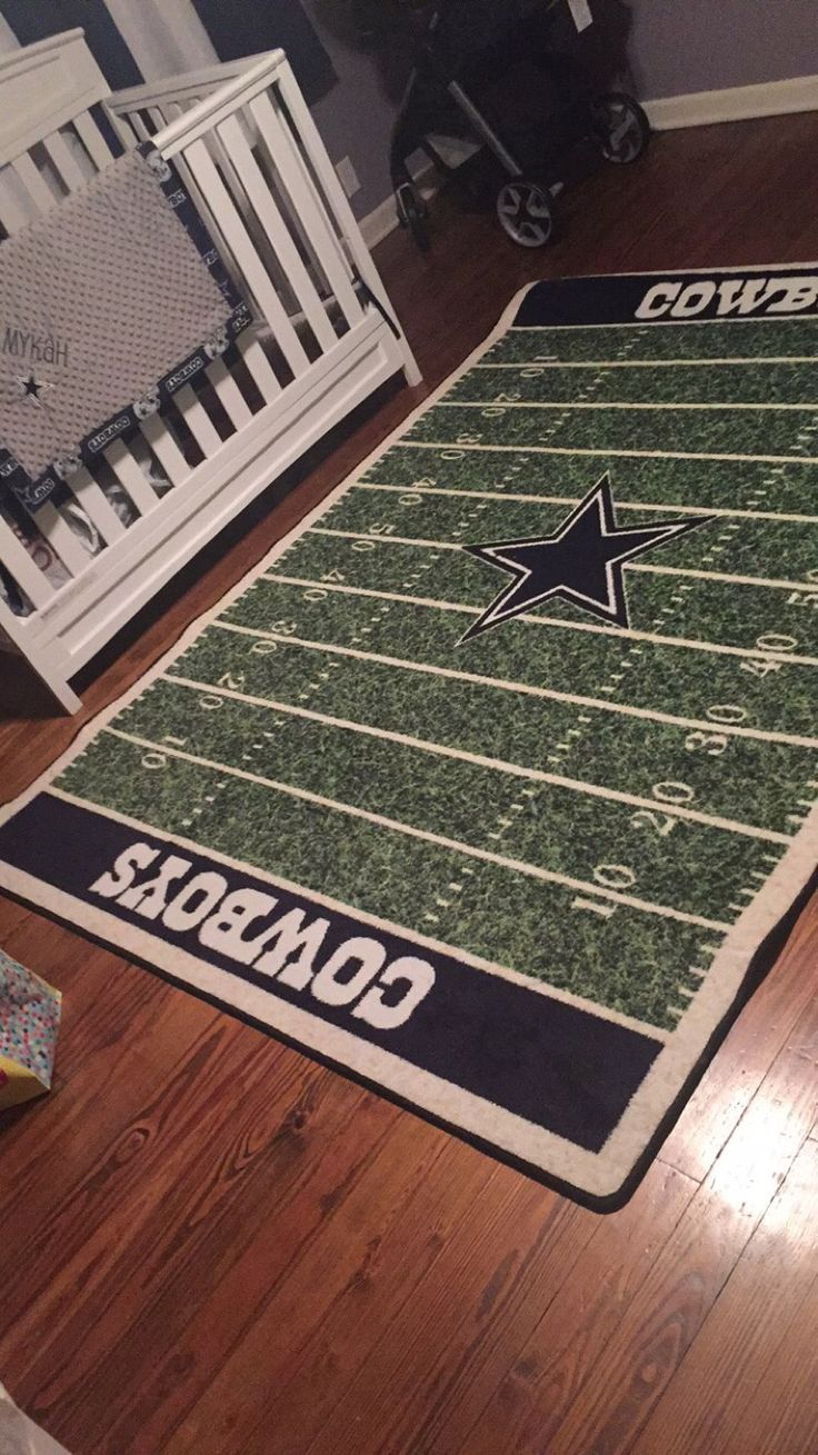 Dallas Cowboys Nursery