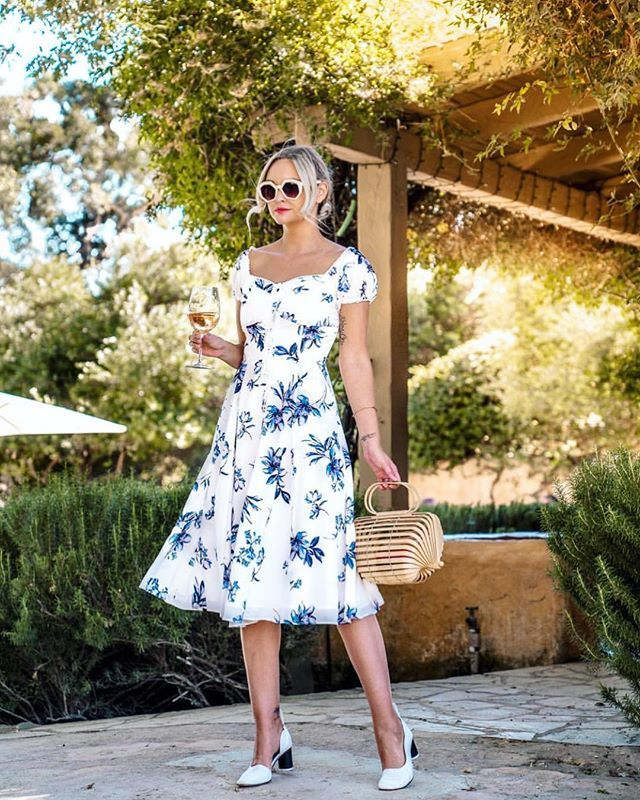 2a26befd5c7f2c Yumi Kim Mercer Street Floral Dress Yasssss... everything is always better  with our Mercer Street Dress.