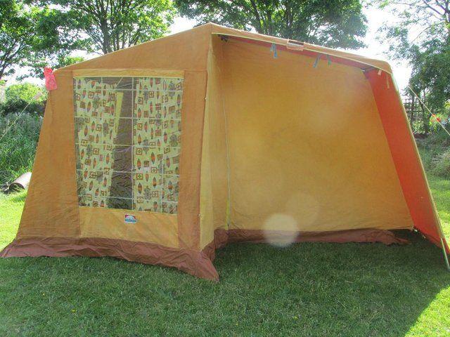 Vintage Canvas Frame Tent The Endless Summer Pinterest