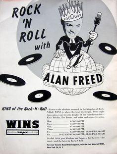 Alan Freed (WINS)