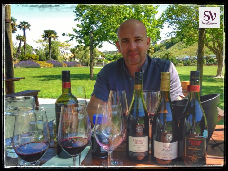 Interview with Chris Scott, New Zealand winemaker of the year 2013 from Church Road Winery in Hawke's Bay. Meet a NZ Wine personality and his wines.