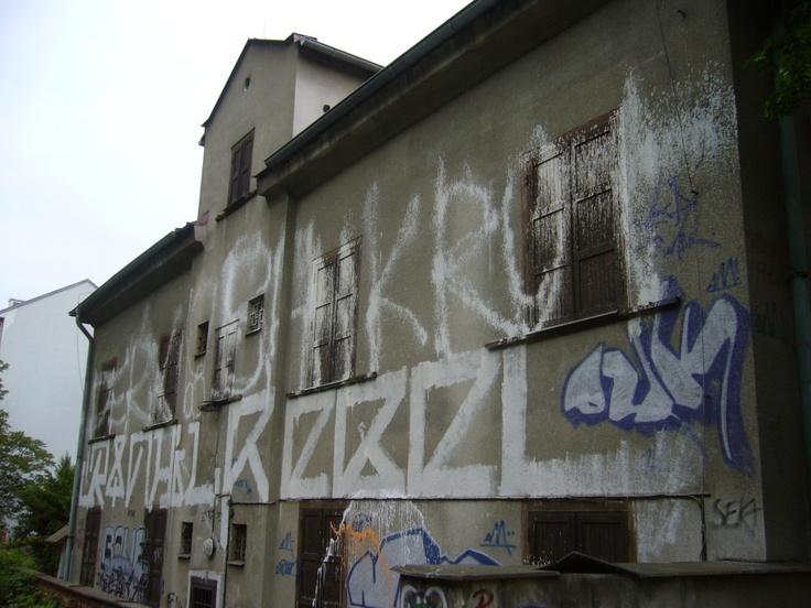 under the vitkov hill, prague