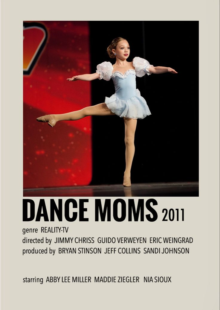 dance moms by millie in 2020 movie poster wall iconic on wall of moms id=45272
