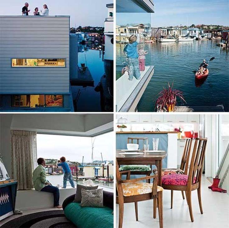 Hello Houseboats! Life On Seattle's Shores
