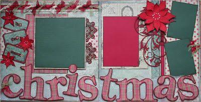 Scrap Collections Design Team: CHRISTMAS: Class Notes