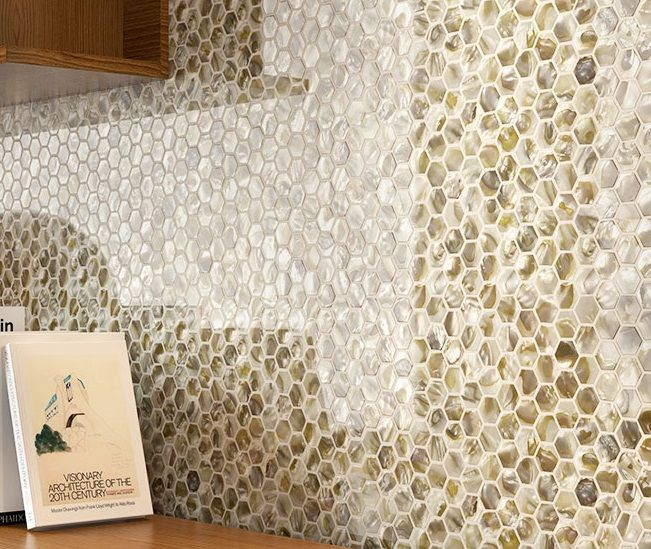 We Are A Leading Manufacturer Supplier Importer And Distributor Of Mother Of Pearl Tiles In India Browse Our Range Of Mother Pearl Tile Mosaic Tile Projects