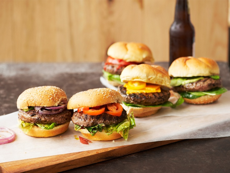 Exotic Burger Collection From Fossil Farms Surprise everyone with these