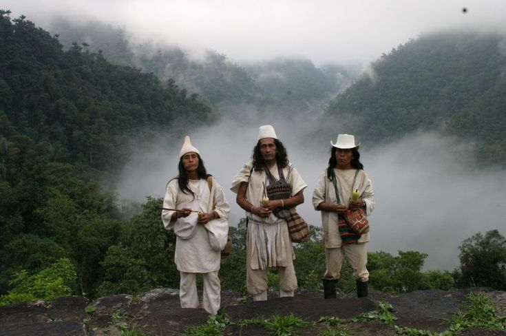 The indigenous tribes ofColombia