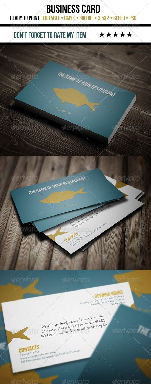 2861 best Business Card Template & Design images on Pinterest ...