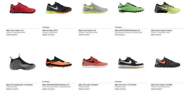 Nike Sale + 20% Gutschein | #AGPOS