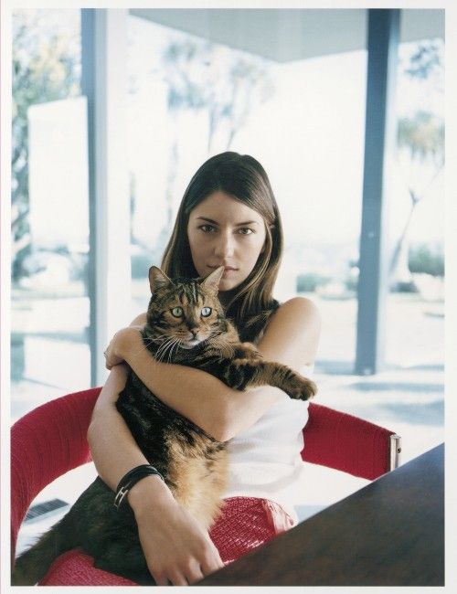 Sofia Coppola | If I got to change my name to any other name in the world, I'd choose hers <3