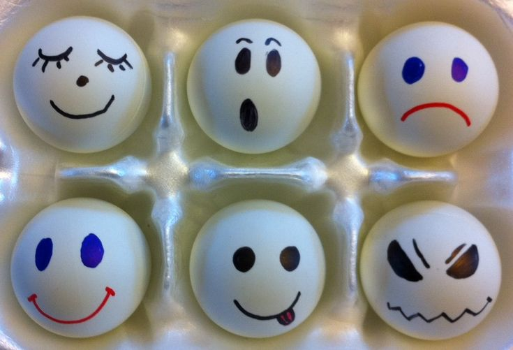 Floating Feelings: Feeling faces drawn on ping pong balls with a Sharpie. Float in a bowl of water. Child scoops one out with a slotted spoon or tongs and identifies the feeling and a time they experienced that feeling.