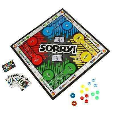 Hasbro Games Sorry! 2013 Edition Game