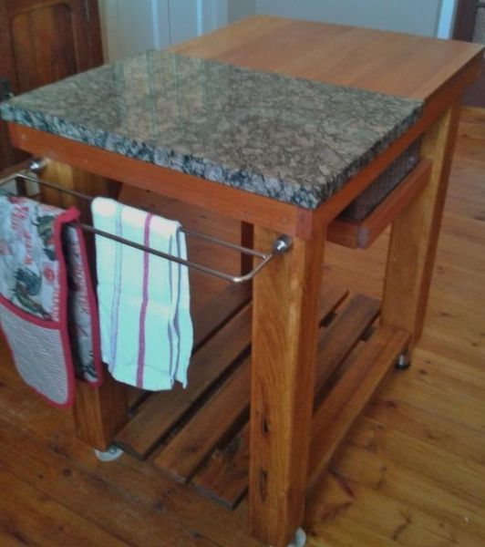 Kitchen prep table/ Butchers block for sale/ to order
